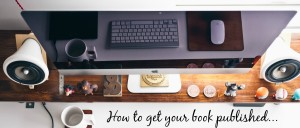 how to get book published